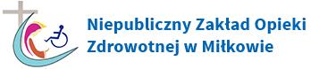 logo Zakładu Opiekuńczo-Leczniczy Zgromadzenia Sióstr św. Elżbiety Prowincja Wrocławska w Miłkowie, link do strony głównej