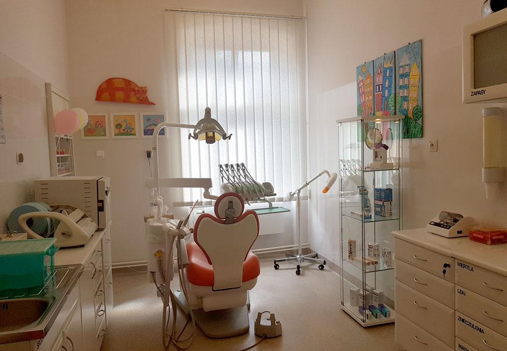zdjęcie gabinetu stomatologicznego